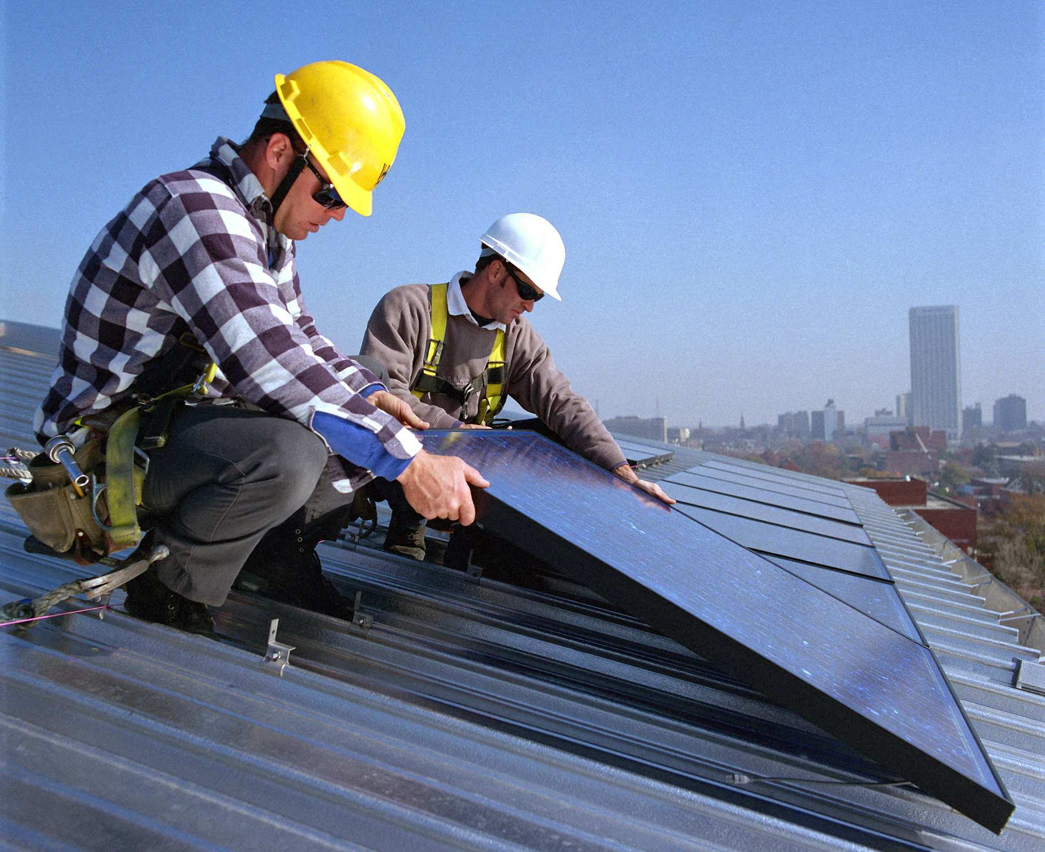 Certifications in Green and Renewable Energy
